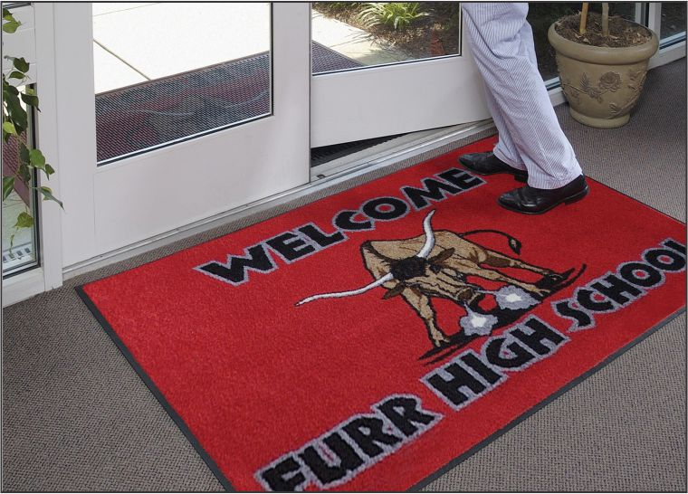 Hurley Signature Carpet Mat