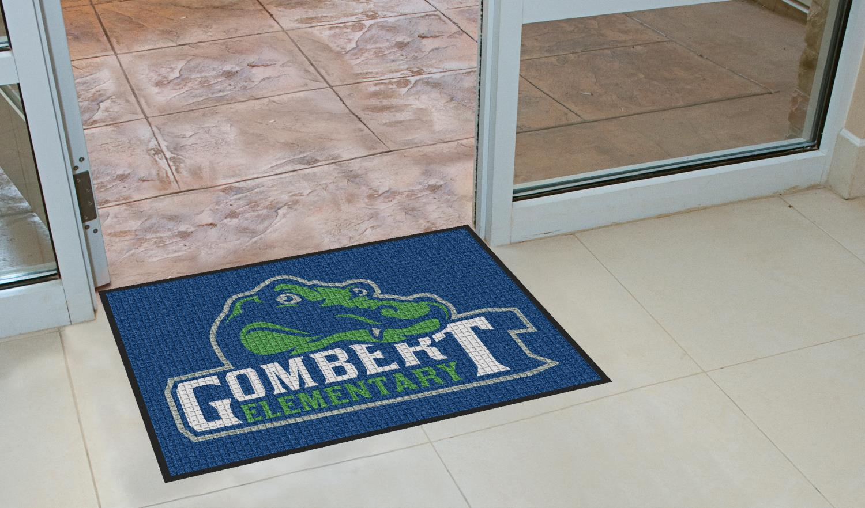 Hurley Tuff Carpet Mat